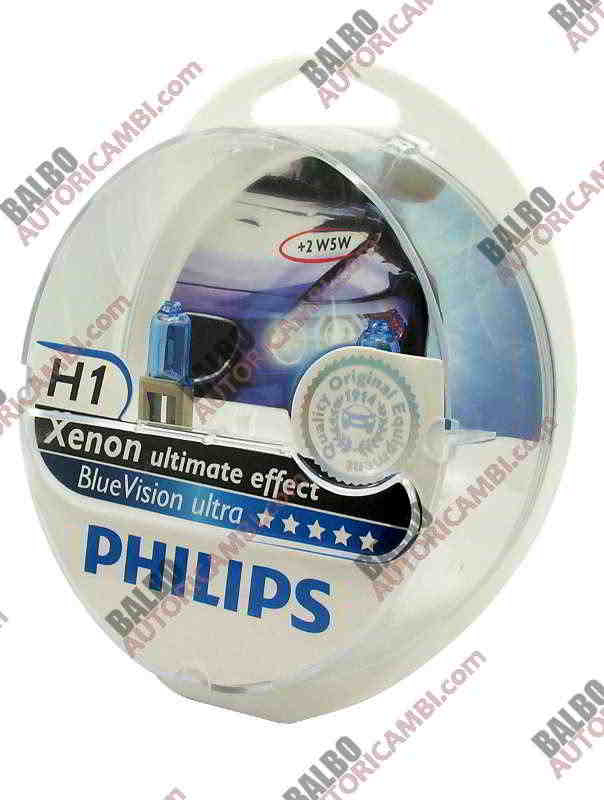 KIT H1 Blue Vision Ultra Xenon Ultimate Effect