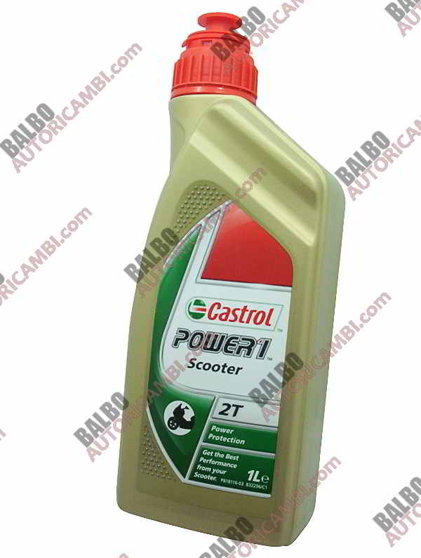 Olio Castrol POWER 1 Scooter 2T